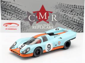 Porsche 917K Gulf #9 1000km Brands Hatch 1970 Siffert, Redman 1:18 CMR