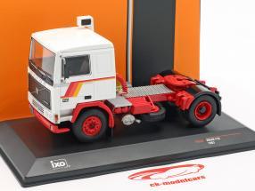Volvo F10 caminhão ano de construção 1983 branco 1:43 Ixo