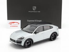 Porsche Cayenne S Coupe 2019 dolomita prata 1:18 Norev