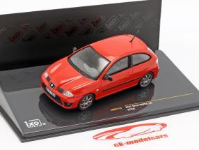 Seat Ibiza Cupra Tdi year 2006 red 1:43 Ixo