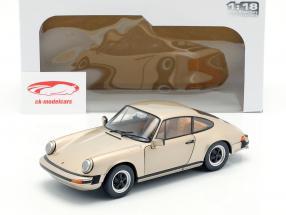 Porsche 911 (930) 3.2 Carrera année de construction 1977 bronze métallique 1:18 Solido