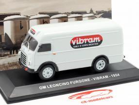 Leoncino furgone Vibram azzurro 1:43 Altaya