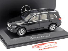 Mercedes-Benz GLS class (X167) year 2019 obsidian black 1:43 Z-Models