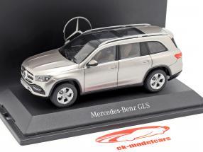 Mercedes-Benz clase GLS (X167) año de construcción 2019 mojave plata 1:43 Z-Models