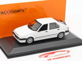Renault 19 année de construction 1995 blanc 1:43 Minichamps