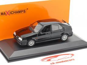 Renault 19 année de construction 1995 noir 1:43 Minichamps
