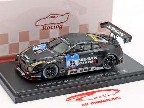 Nissan GT-R GT3 #35 24h Nürburgring 2015 Nissan GT Academy Team RJN 1:43 Ebbro