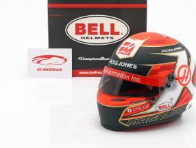 Kevin Magnussen Haas VF-19 #20 formule 1 2019 helm 1:2 Bell