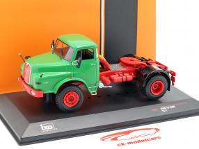 MAN 19.280H camion anno di costruzione 1971 verde 1:43 Ixo