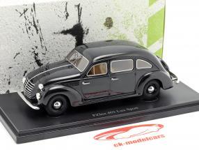 PZInz 403 Lux-Sport Opførselsår 1936 sort 1:43 AutoCult