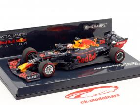 Max Verstappen Red Bull Racing RB15 #33 formula 1 2019 1:43 Minichamps