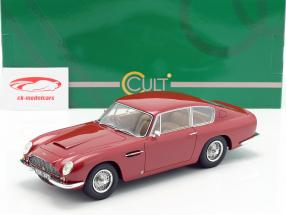 Aston Martin DB6 year 1964 maroon 1:18 Cult Scale
