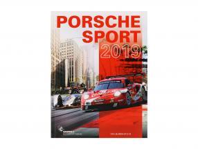 Buch: Porsche Sport 2019  von Tim Upietz (Gruppe C Motorsport Verlag)
