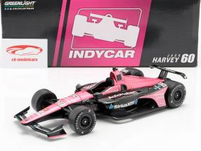 Jack Harvey Honda #60 Indycar Series 2019 Meyer Shank Racing 1:18 Greenlight