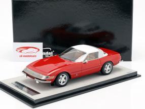 Ferrari 365 GTB/4 Daytona Coupe Speciale 1969 corsa red 1:18 Tecnomodel