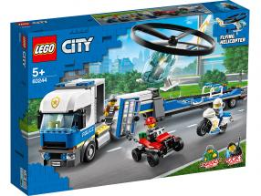 LEGO® City Polizeihubschrauber-Transport