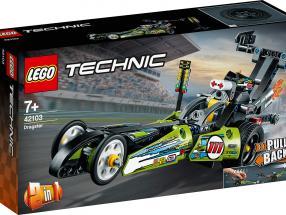LEGO® Technic Dragster Rennauto