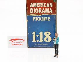 reporter figur 1:18 American Diorama