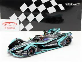 Nelson Piquet jr. Jaguar I-Type III #3 formel E årstid 5 2018/19 1:18 Minichamps