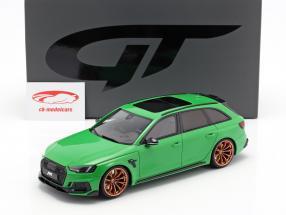 Audi ABT RS4  Avant grün 1:18 GT Spirit