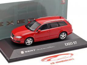 Seat Exeo ST Bouwjaar 2009 emotion rood 1:43 Seat