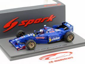 Martin Brundle Ligier JS41 #25 4th French GP formula 1 1995 1:43 Spark