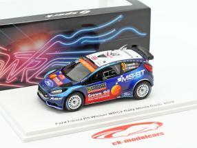 Ford Fiesta R5 #21 Sieger WRC2 Rallye Monte Carlo 2019 1:43 Spark