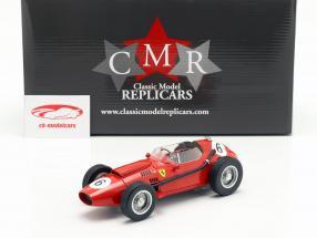 Mike Hawthorn Ferrari Dino 246 #6 2nd Morocco GP World Champion F1 1958 1:18 CMR