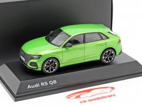 Audi RS Q8 Opførselsår 2020 java grøn 1:43 Jaditoys