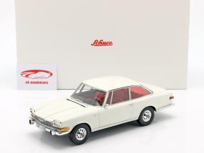 Glas 2600 V8 Opførselsår 1966 hvid 1:18 Schuco