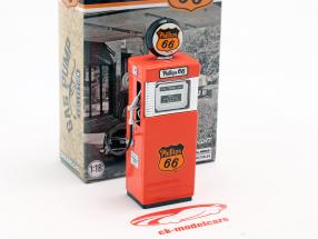 Wayne 505 Phillips 66 pompa di benzina 1951 rosso 1:18 Greenlight