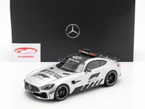 Mercedes-Benz AMG GT-R Safety Car formel 1 2019 1:18 Minichamps