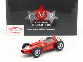 Peter Collins Ferrari Dino 246 #1 gagnant britannique GP formule 1 1958 1:18 CMR