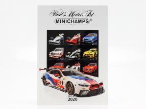 Minichamps catálogo edición 1 2020