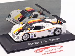 Porsche-Riley #9 Vincitore 24h Daytona 2010 1:43 Spark