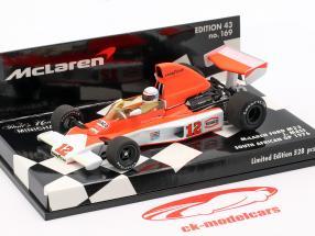 Jochen Mass McLaren Ford M23 #12 tercero Sudáfrica GP fórmula 1 1976 1:43 Minichamps
