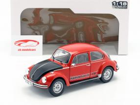 Volkswagen VW kever 1303 World Cup Edition 1974 rood / zwart 1:18 Solido