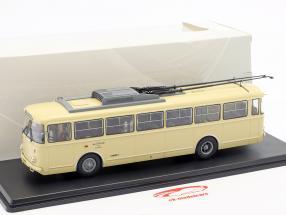 Skoda-9TR O-Bus Eberswalde beige 1:43 Premium ClassiXXs