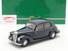 Mercedes-Benz 220 (W187) limousine year 1953 blue 1:18 Cult Scale