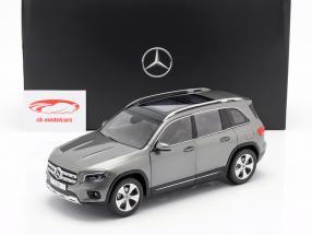 Mercedes-Benz GLB X247 bjerg grå 1:18 Z-Models