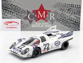Porsche 917K #22 gagnant 24h LeMans 1971 Marko, van Lennep 1:18 CMR