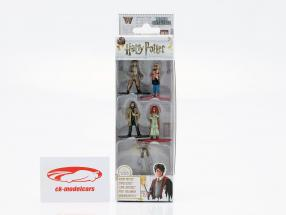 Harry Potter Set 5 figuras Jada Toys