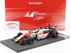 Mick Schumacher Dallara F317 #9 quinto Macau GP 2018 1:18 Minichamps
