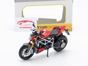 Ducati mod. Streetfighter S rood / zwart 1:12 Maisto