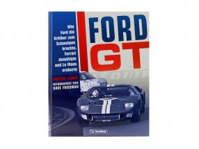 libro: Ford GT / da Preston Lerner e Dave Friedman