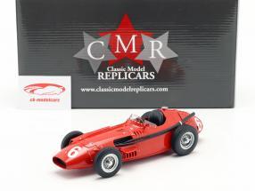 Jean Behra Maserati 250F #6 2º argentino GP fórmula 1 1957 1:18 CMR