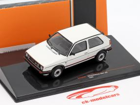 Volkswagen VW Golf II GTi Opførselsår 1984 hvid 1:43 Ixo