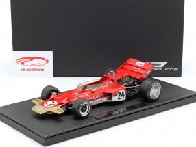 Emerson Fittipaldi Lotus 72C #24 formule 1 1970 1:18 GP Replicas