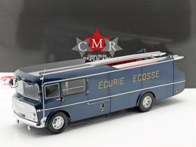 Commer TS3 Truck チーム トランスポーター Ecurie Ecosse 1959 青 メタリック 1:18 CMR