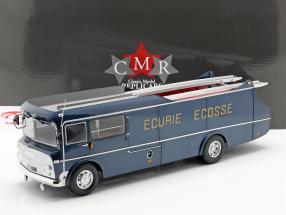 Commer TS3 Truck hold transportør Ecurie Ecosse 1959 blå metallisk 1:18 CMR